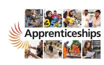 £25,000 AWARD FOR APPRENTICE WHOSE APPRENTICESHIP ENDED EARLY